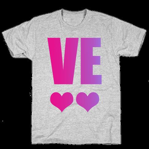 Love Your Bestie Mens T-Shirt