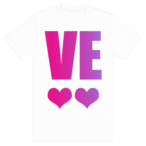Love Your Bestie Mens T-Shirt