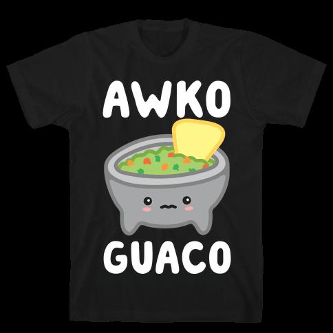 Awko Guaco Mens T-Shirt