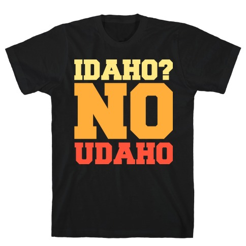 Udaho Mens T-Shirt