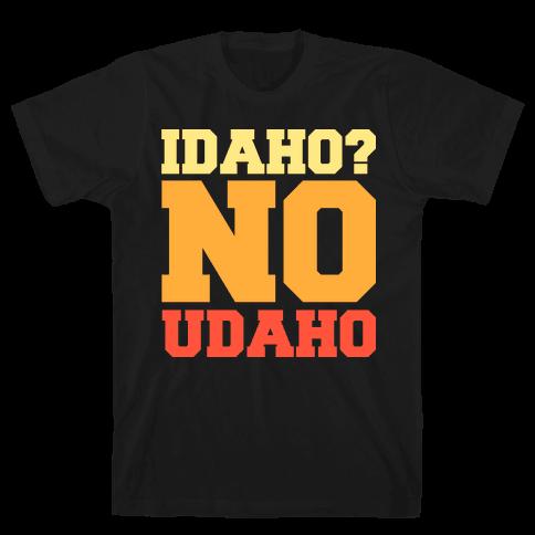 Udaho Mens T-Shirt