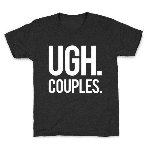 Couples Kids T-Shirt