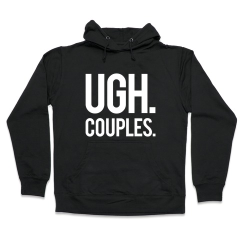 Couples Hooded Sweatshirt
