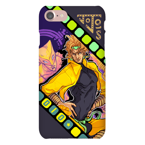 JoJo's Bizarre Adventure Dio Phone Case