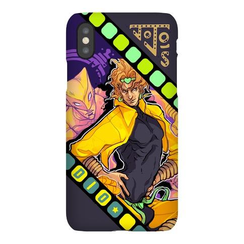 JoJo's Bizarre Adventure Dio Phone Case
