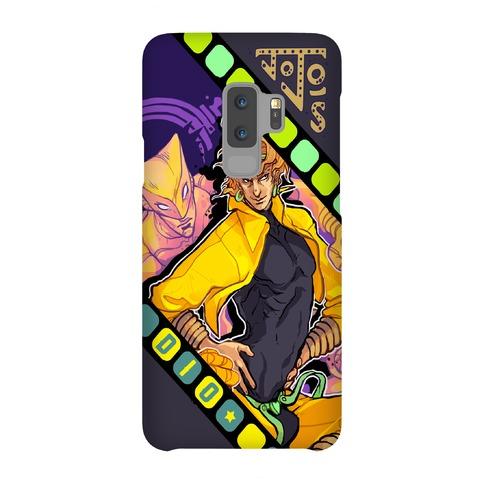JoJo's Bizarre Adventure Dio Phone Cases   LookHUMAN