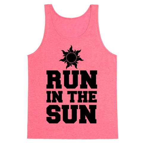 Run In The Sun Tank Top