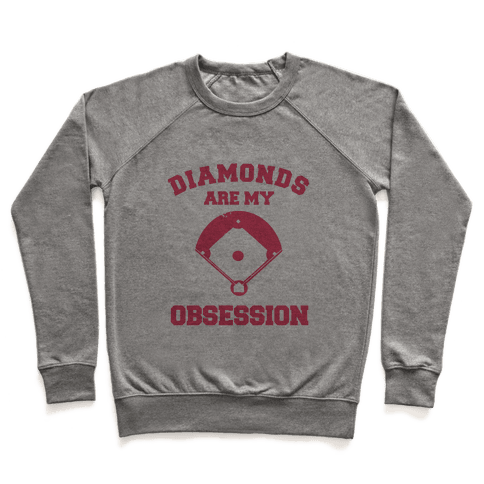 Diamonds are my Obsession Pullover