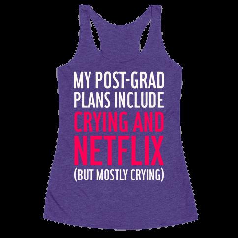 My Post Grad Plans