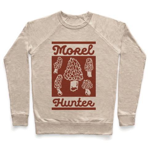 Morel Hunter Pullover