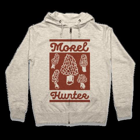 Morel Hunter Zip Hoodie