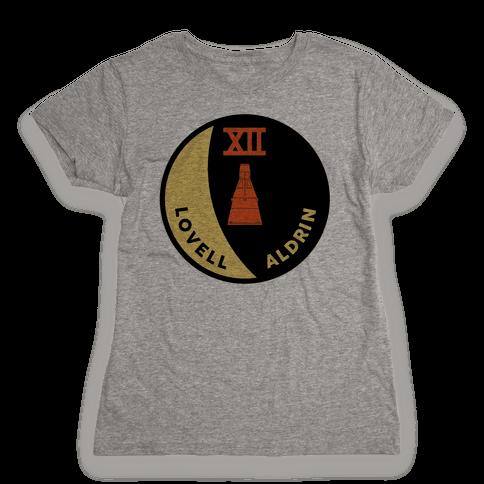 Gemini 12 Womens T-Shirt