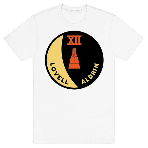 Gemini 12 Mens T-Shirt