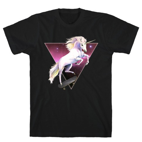 Rad North Unicorn Nebula T-Shirt