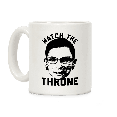 Watch The Throne RGB Coffee Mug