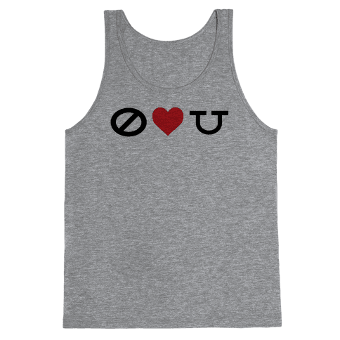 Nothing Loves You Tank Top