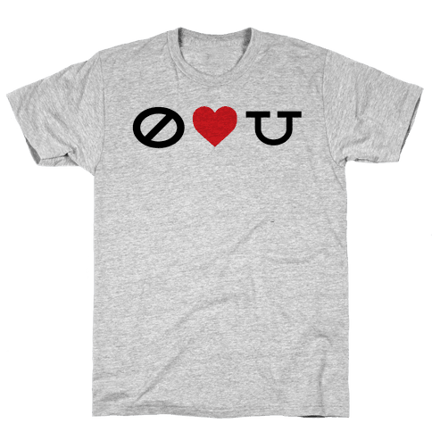Nothing Loves You Mens T-Shirt