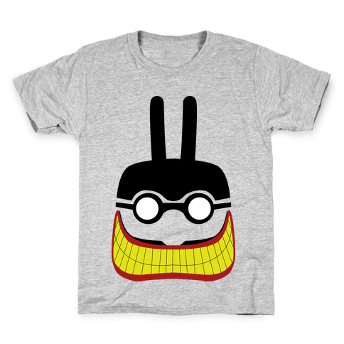Meanie Minimal Kids T-Shirt