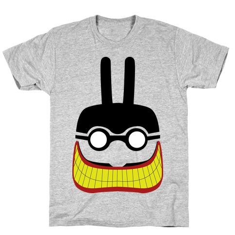 Meanie Minimal T-Shirt