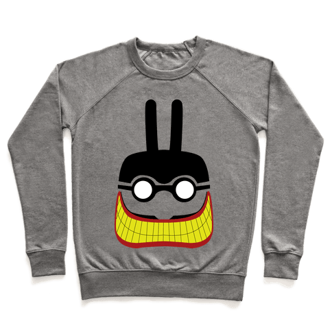Meanie Minimal Pullover