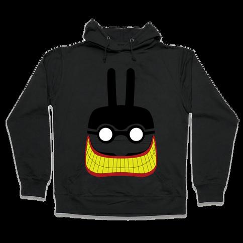 Meanie Minimal Hooded Sweatshirt