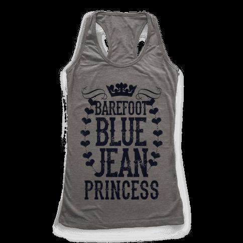 Barefoot Blue Jean Princess