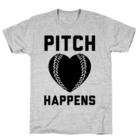 Pitch Happens Mens T-Shirt