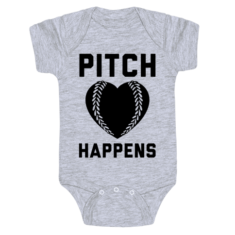 Pitch Happens Baby Onesy