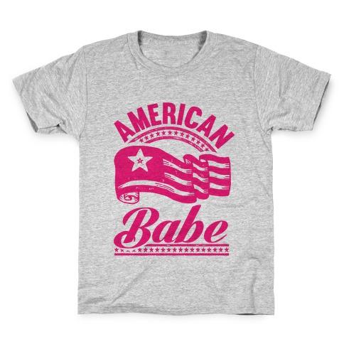American Babe Kids T-Shirt