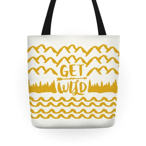 Get Wild Tote