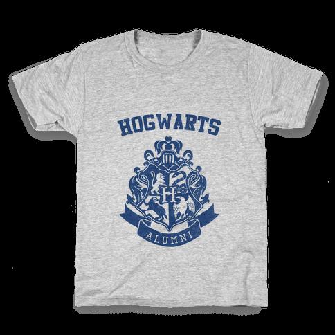Hogwarts Alumni (Ravenclaw) Kids T-Shirt