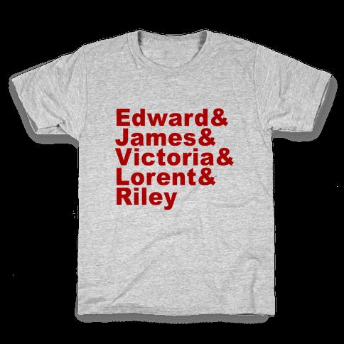 Vampires Again Kids T-Shirt