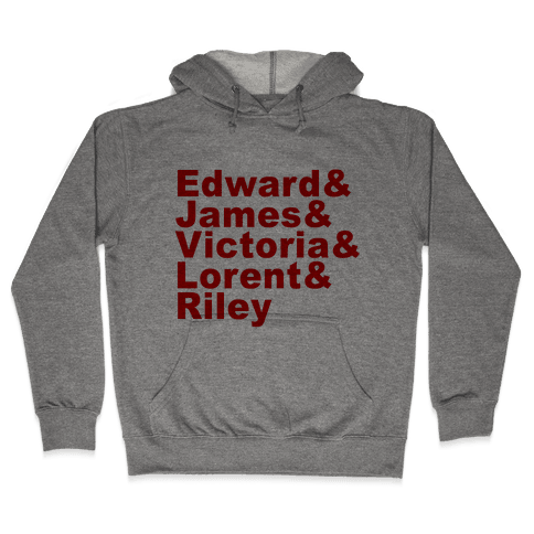 Vampires Again Hooded Sweatshirt
