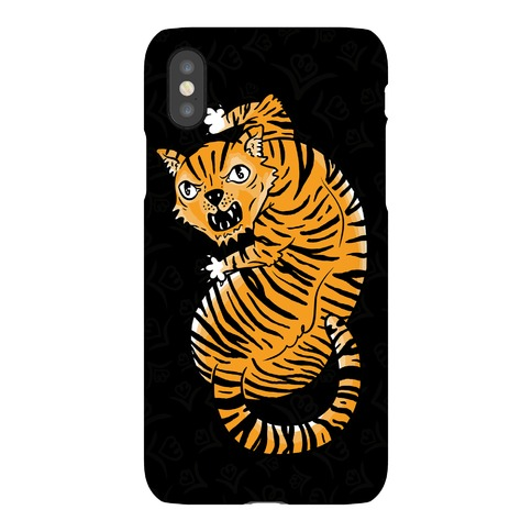 The Ferocious Tiger Phone Case