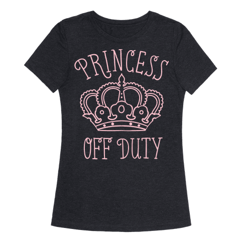Princess Off Duty