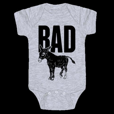 Bad Baby Onesy