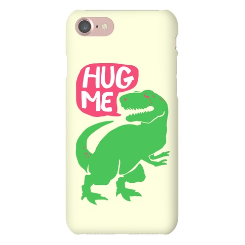 Hug Me Dinosaur (Part One) Phone Case