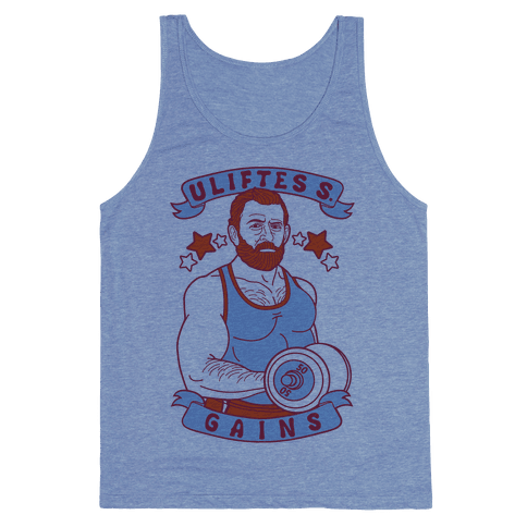 Uliftes S. Gains Tank Top