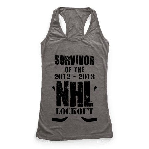 NHL Lockout Survivor