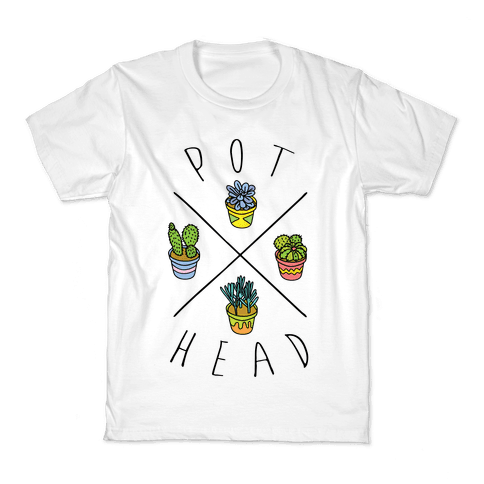 Pot Head Kids T-Shirt