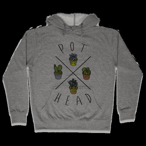 Pot Head Hooded Sweatshirt