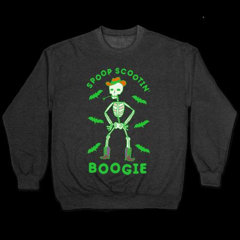 Spoop Scootin' Boogie Pullover