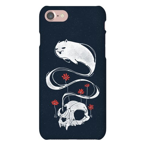 Cat Ghost Phone Case