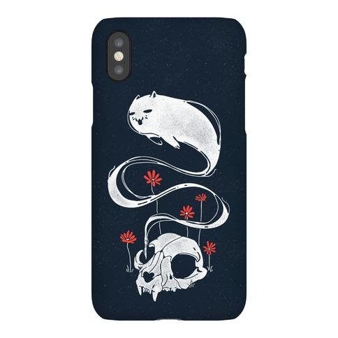 Cat Ghost Phone Case