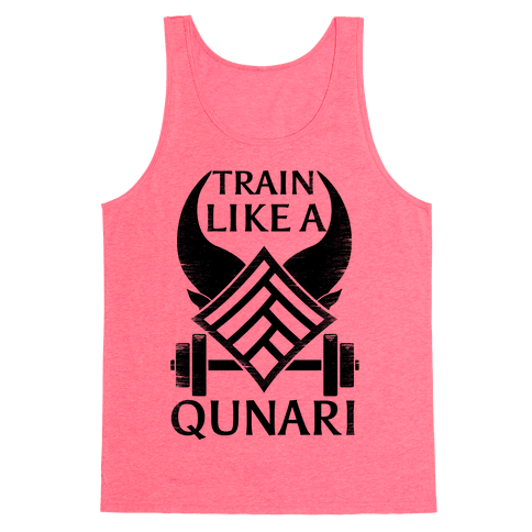 Train Like A Qunari