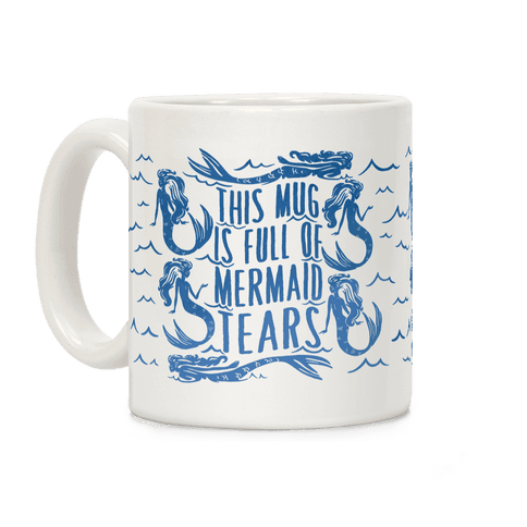 Mermaid Tears Coffee Mug