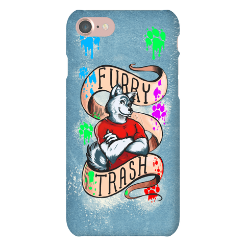 Furry Trash Phone Case