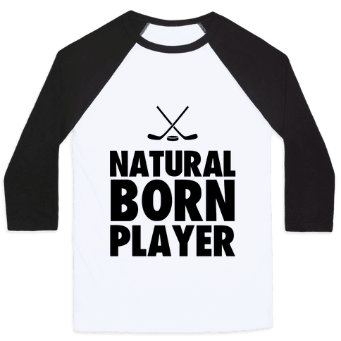 Natural Born Player (hockey)
