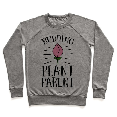 Budding Plant Parent Pullover