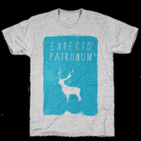 Expecto Patronum (tank) Mens T-Shirt